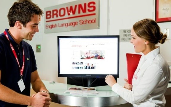 BROWNS English Language School 布朗斯英語學院