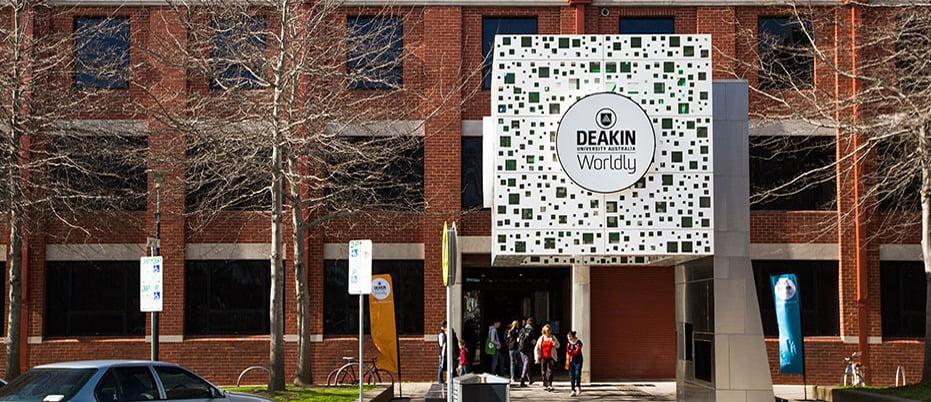 Deakin University 迪肯大學