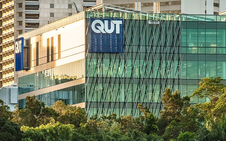 Queensland University of Technology(QUT) 昆士蘭科技大學