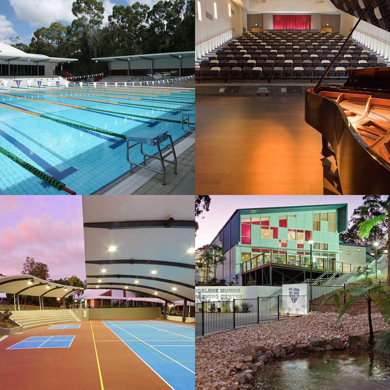 澳立留學 John Paul College 約翰保羅學院 體育 游泳 田徑 籃球 校園 表演廳 澳洲留學 澳洲移民 澳洲打工渡假 中學留學 小學留學 高中留學 遊學