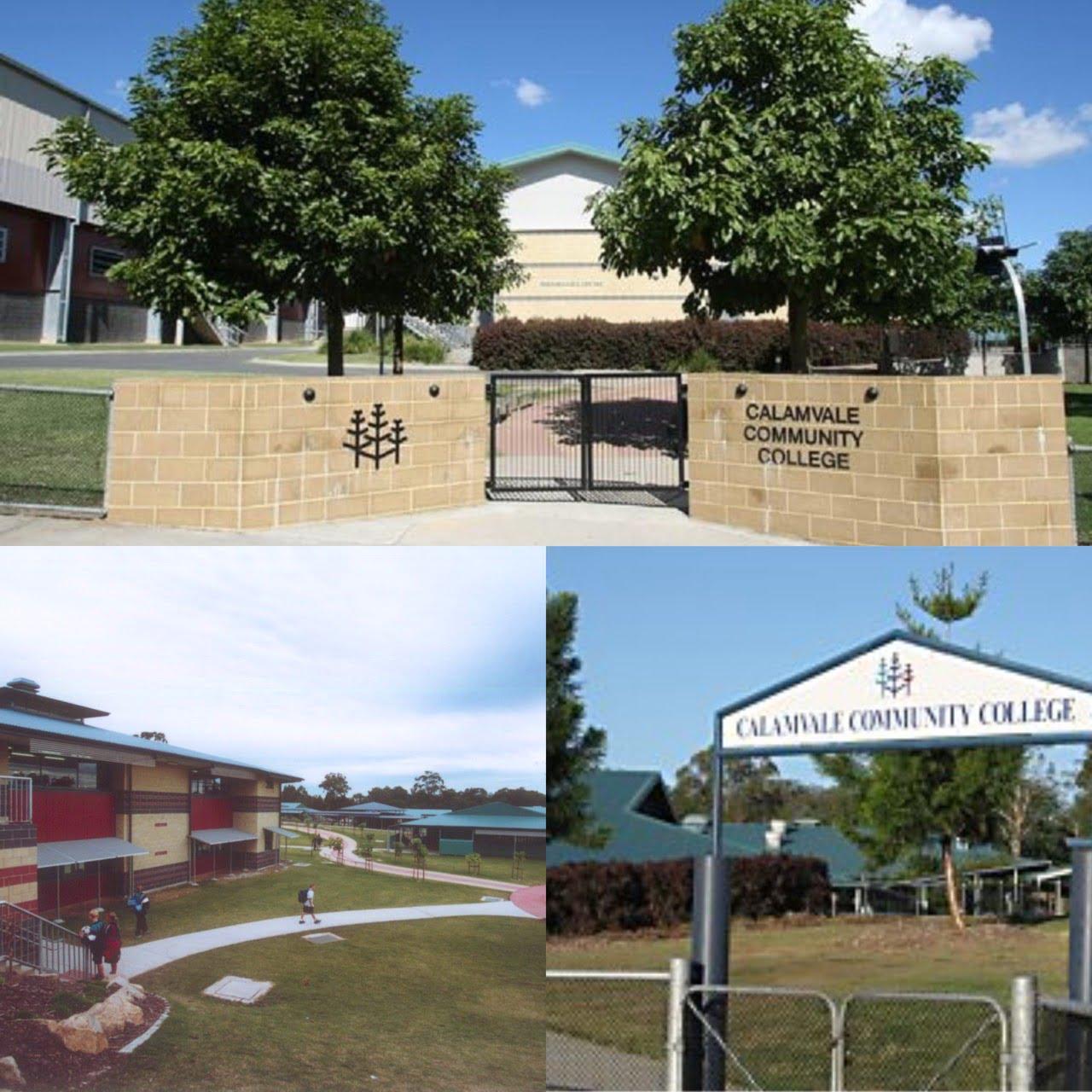 澳立留學 Calamvale community college 校園 校門 澳洲留學 澳洲移民 澳洲打工渡假 中學留學 小學留學 高中留學