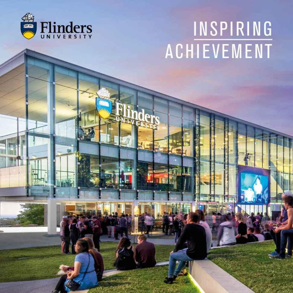 Flinders University 弗林德斯大學