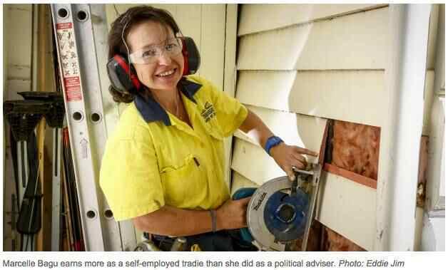 澳立留學 木工 木匠 女木工 澳洲留學 澳洲移民 澳洲打工渡假 中學留學 小學留學 高中留學 遊學