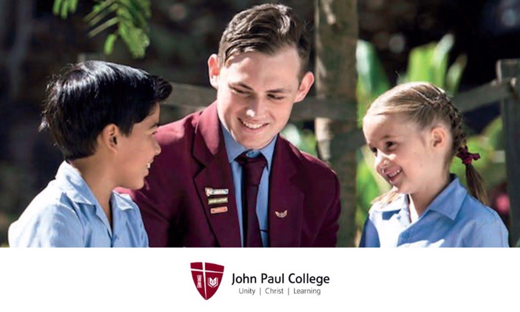 澳立留學 John Paul College 約翰保羅學院 幼兒 小學 中學 高中 澳洲留學 澳洲移民 澳洲打工渡假 中學留學 小學留學 高中留學 遊學